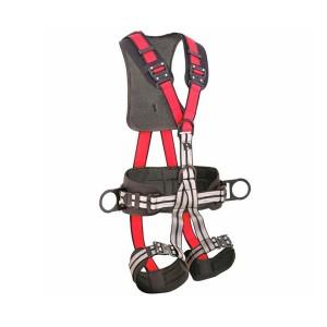 Cinto Segurança Paraquedista 5 Pontos Ancoragem - Steelflex