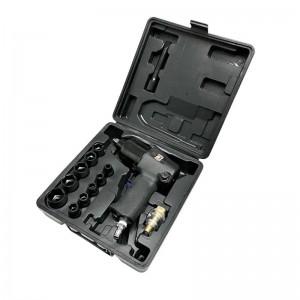 Chave Impacto Pneumática 1/2 Pol.  65kgf Kit SGT-0531k - Sigma Tools