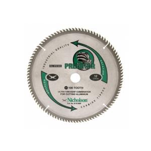 Disco de Corte Alumínio Vídea 14 Pol 120 Dentes
