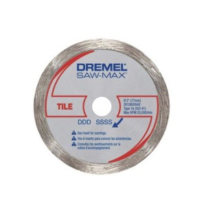 Disco Diamantado SAW-MAX SM540 - Dremel