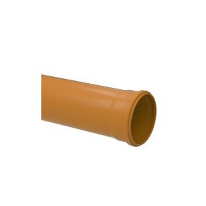Tubo Coletor para Esgoto JEI 200mm - Tigre (VENDIDO POR METRO)