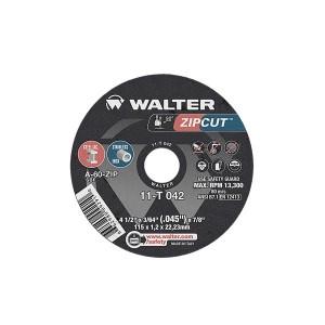 Disco de Corte para Inox 4.1/2 Pol x 3/64 x 7/8 Pol - Walter