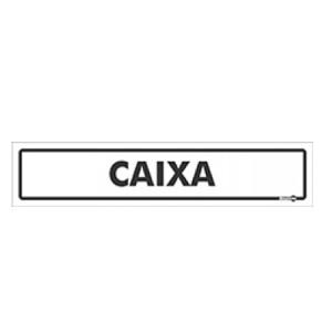 Placa Caixa Ps50 - Encartale