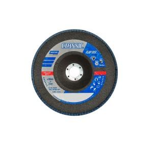 Disco Lixa Ferro 7 Pol. 120 Flap Classic - Norton