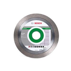 Disco Diamantado Liso p/ Cerâmica 110mm - Bosch