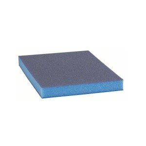 Esponja Abrasiva Grão Fino 98x120x13 mm - Bosch