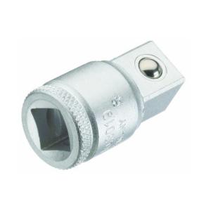 """Adaptador soquete   9.5 mm 3/8"""" x 1/4"""" - Gedore"""