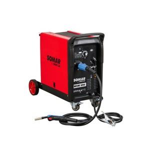 Máquina de Solda Mig e Mag 250 Amp Trifásica - MSM 250 - Somar