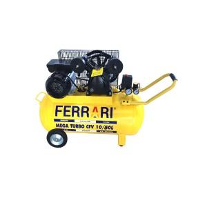 Compressor de Ar Baixa Pressão 2 hp 50 L Monofásico - CFV 10/50L - Ferrari