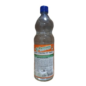 Álcool Etílico 70º 1 Litro - Prosanne