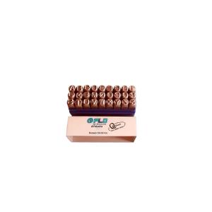 Alfabeto de Bater 1mm PLK-33