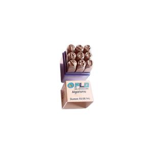 Algarismo de Bater 2mm PLK-03