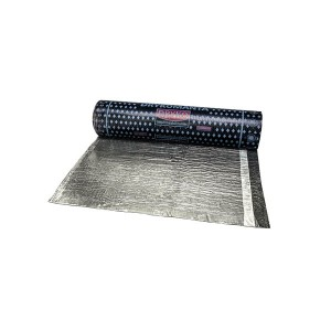 Manta Asfáltica 3mm Alumínio