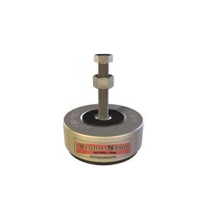 Amortecedor de Aço Standard 1/2 Pol. Capacidade 1500kg - Vibra Stop