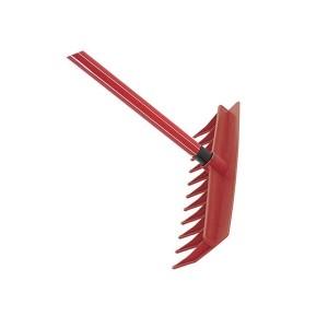 Ancinho Plastico 11 dentes c/cabo 6060/1