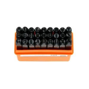 Alfabeto de Bater 3mm - Starfer