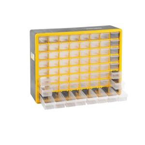 Caixa Organizadora 64 Gavetas OPV310 - Vonder