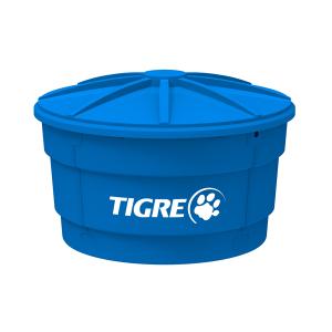 Caixa D'Água c/ Tampa 1000 Litros Polietileno - Tigre
