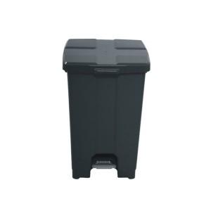 Cesto de Lixo 60 L Quadrado com Pedal