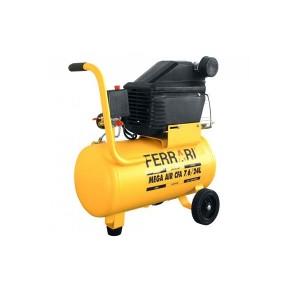 Compressor de Ar Mega Air CFA 7.6/ 24L - Ferrari
