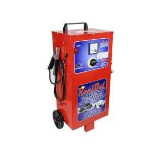 Carregador de Baterias 12/24V 200A Bivolt com Auxiliar de Partida - Realbat