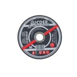 Disco de Corte 4.1/2 Pol. x 1/8 Pol. x 7/8 Pol.