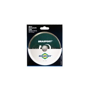 Disco Diamantado 110mm Liso 8240 - Brasfort