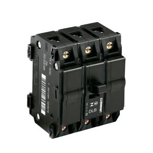 Disjuntor (Mod. Nema) Tripolar 50A DLBE