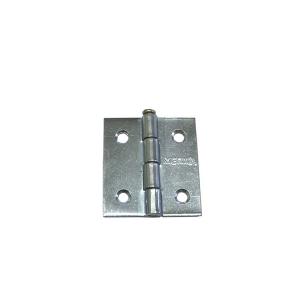 Dobradiça 50.8mm 2 Pol. Ferro Zincado