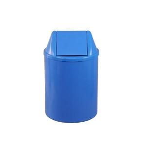 Cesto de Lixo 13 L Redondo Basculante