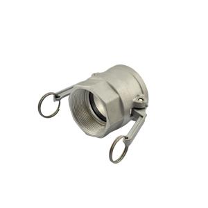 Acoplador Fêmea BSP 101.6mm 4 Pol em Alumínio ERT-D