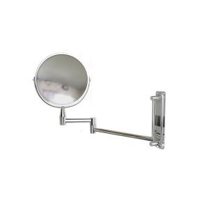 Espelho Cromado Base Extensível