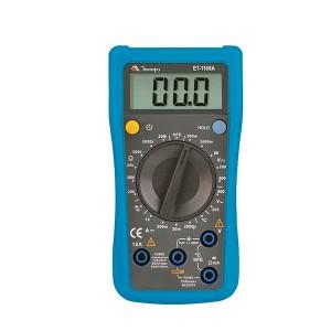 Multímetro Digital ET-1100A Data Hold