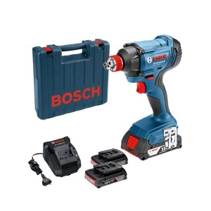 Chave Impacto GDX 180-LI 2X1,5 Ah Bivolt - Bosch