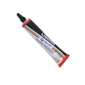Fita Isolante Liquida 50G - Preta - Tapmatic