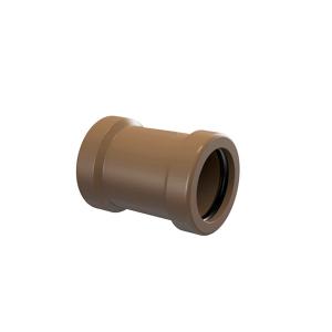 Luva de Correr para Tubo Soldável 32mm Marrom - Tigre