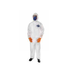 Macacão TNT Branco Duster 60 - 70/80% Impermeável - Argetex