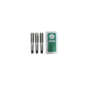 Machos Manuais Aço Liga 10.00 x 1.25mm 3 Peças - MF - Warrior