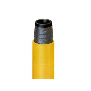 Mangueira para Ar e Água 12.7mm 1/2 Pol. 300 lbs  Amarelo/Preto (Vendida por Metro)