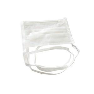 Máscara Descartável com Elástico 10 unidades Branca