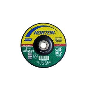 Disco de Desbaste p/ Concreto 7 Pol. x 1/4 Pol. x 7/8 Pol. - BDA650 - Norton