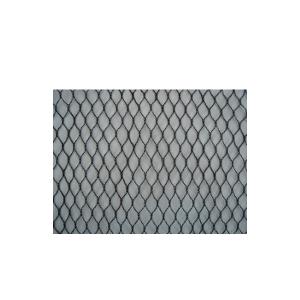 Rede Tela Anti Pássaro Malha 2,5 x 2,5cm Largura 3m Preta (Vendida por Metro)