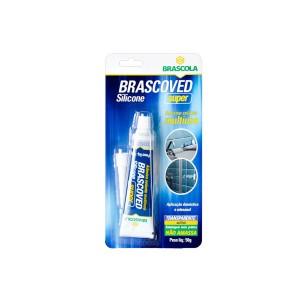 Silicone Incolor 50G - Brascola