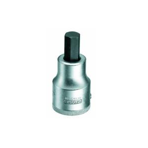 Chave Soquete Allen Hexagonal 22mm Encaixe 3/4 Pol. Gedore