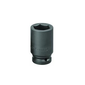 Soquete Sextavado de Impacto Longo 32mm Encaixe 1 Pol. - Gedore