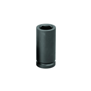 Soquete Sextavado de Impacto Longo 30mm Encaixe 3/4 Pol. - Gedore