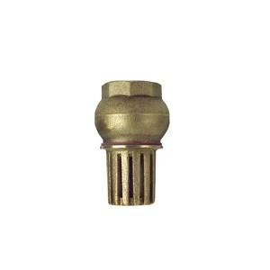 Válvula Fundo de Poço em Latão 31.8mm 1.1/4 Pol - Sfera